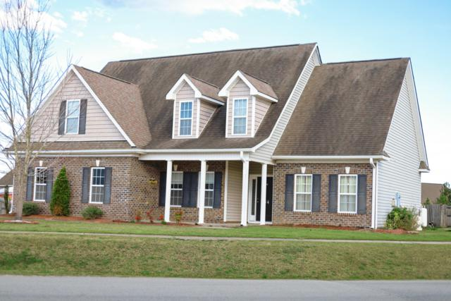 264 Silver Hills Drive, Jacksonville, NC 28546 (MLS #100156481) :: RE/MAX Elite Realty Group