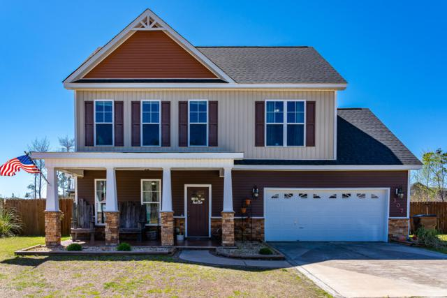 307 Hidden Oaks Drive, Jacksonville, NC 28546 (MLS #100156498) :: RE/MAX Elite Realty Group