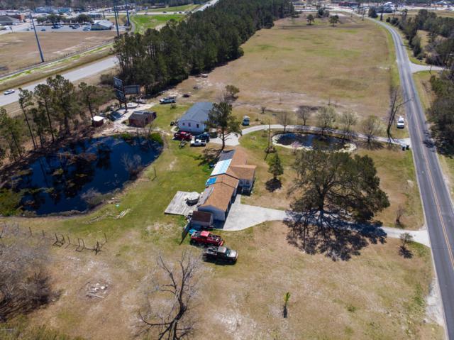 246 Old Highway 58, Cedar Point, NC 28584 (MLS #100156552) :: RE/MAX Elite Realty Group
