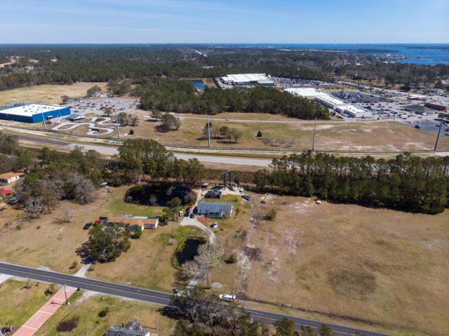 236 Old Highway 58, Cedar Point, NC 28584 (MLS #100156554) :: RE/MAX Elite Realty Group