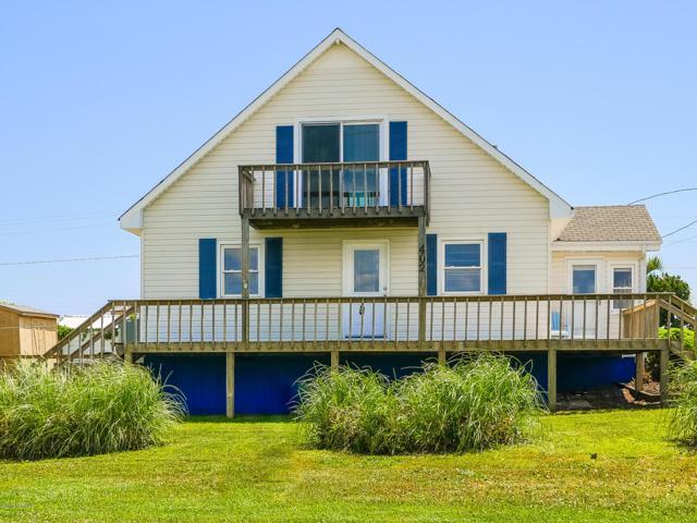 402 N New River Drive, Surf City, NC 28445 (MLS #100156718) :: Century 21 Sweyer & Associates