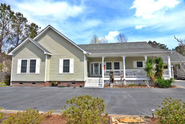 220 Sand Dollar Lane, Hampstead, NC 28443 (MLS #100156772) :: Coldwell Banker Sea Coast Advantage