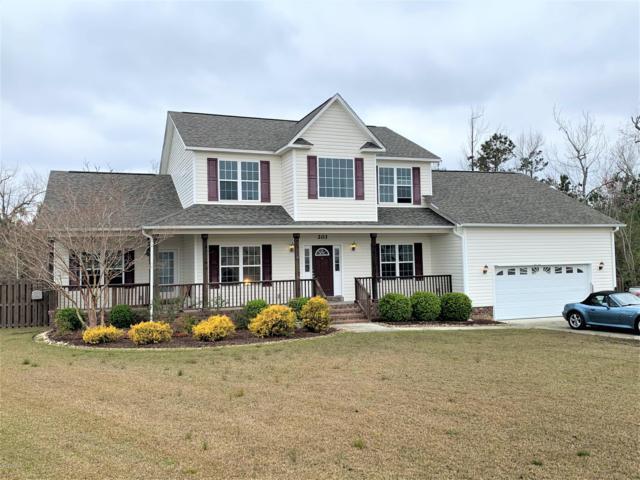 203 Brant Court, Swansboro, NC 28584 (MLS #100156834) :: Century 21 Sweyer & Associates