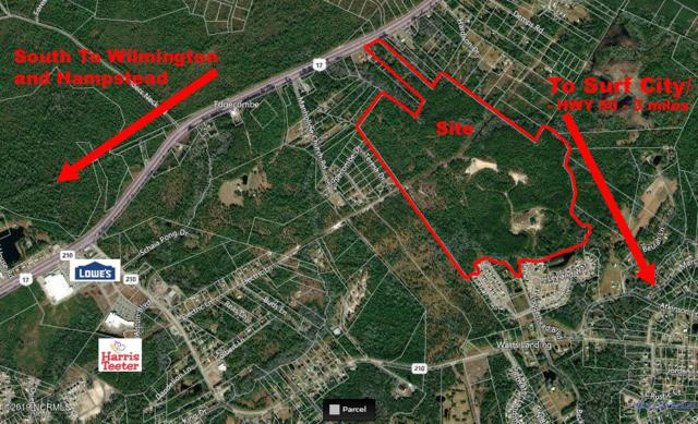 195 Acres Us Hwy 17 & 210, Surf City, NC 28445 (MLS #100156948) :: Castro Real Estate Team