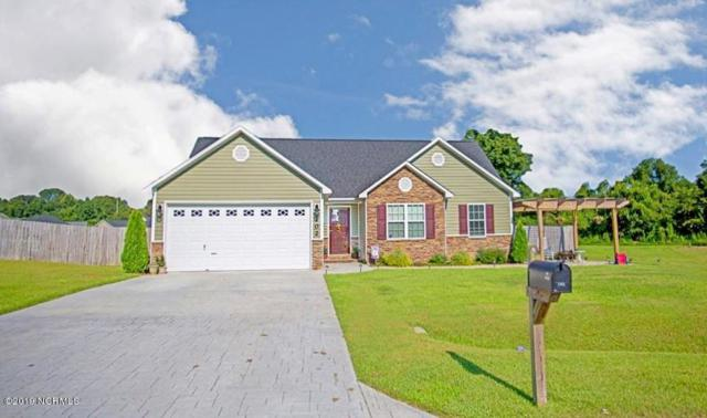 102 Silver Queen Lane, Richlands, NC 28574 (MLS #100156974) :: Donna & Team New Bern