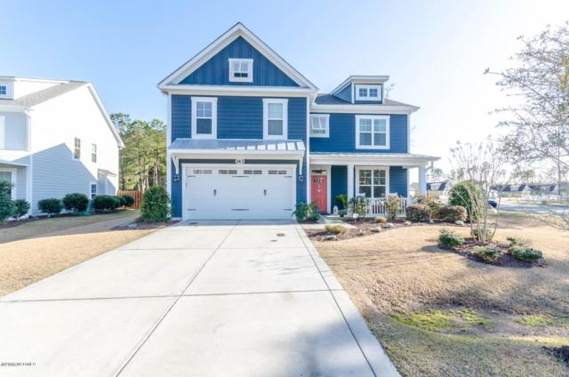 143 Saltwater Landing Drive, Hampstead, NC 28443 (MLS #100156979) :: The Keith Beatty Team