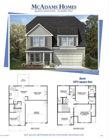 1540 Lewis Landing Avenue, Wilmington, NC 28405 (MLS #100156982) :: RE/MAX Essential