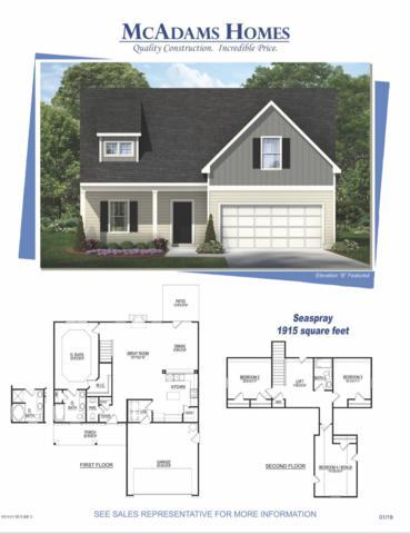 1536 Lewis Landing Avenue, Wilmington, NC 28405 (MLS #100156992) :: RE/MAX Essential