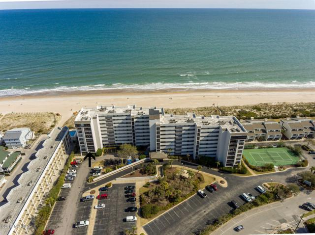 95 S Lumina Avenue 1A, Wrightsville Beach, NC 28480 (MLS #100157335) :: The Keith Beatty Team