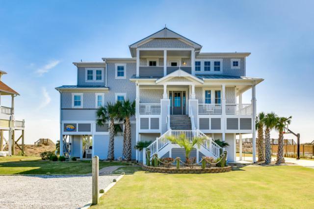 1341 Ocean Boulevard W, Holden Beach, NC 28462 (MLS #100157500) :: Vance Young and Associates