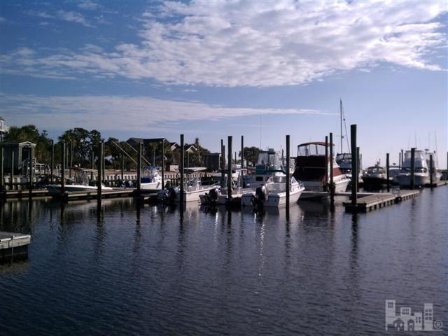 801 Paoli Court Court Dry Slip K-05 (, Wilmington, NC 28409 (MLS #100157604) :: The Oceanaire Realty