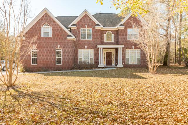 105 White Swan Way, Swansboro, NC 28584 (MLS #100157607) :: Courtney Carter Homes
