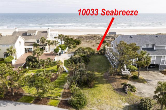 10033 Seabreeze Drive, Emerald Isle, NC 28594 (MLS #100157745) :: CENTURY 21 Sweyer & Associates