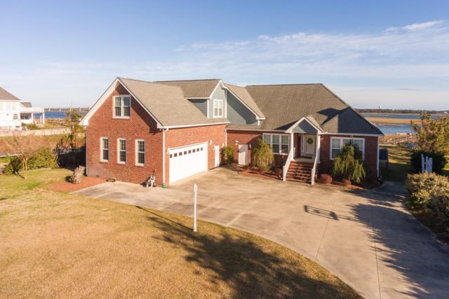 420 Shoreline Drive, Cedar Point, NC 28584 (MLS #100157938) :: Courtney Carter Homes