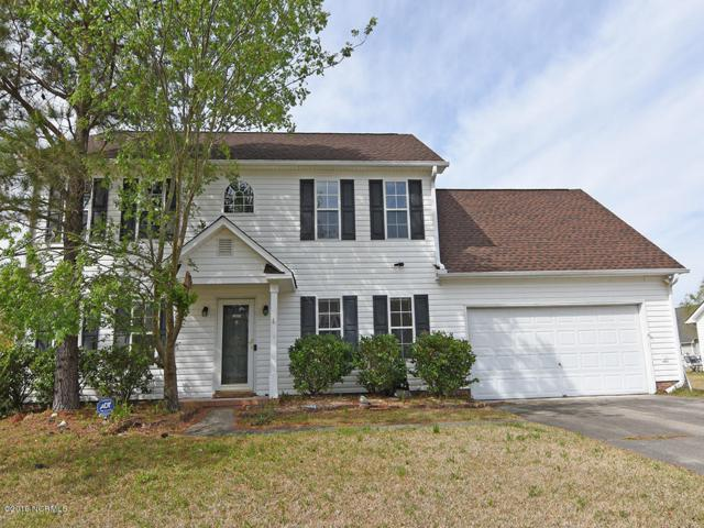 4008 Claymore Drive, Wilmington, NC 28405 (MLS #100157975) :: Vance Young and Associates
