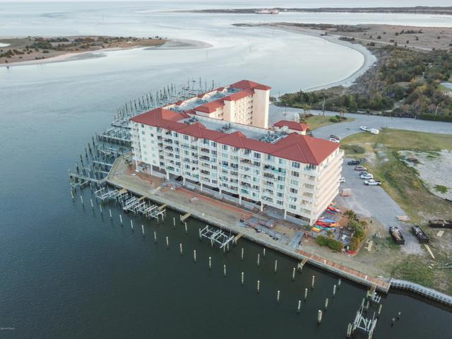 100 Olde Towne Yacht Club Drive #413, Morehead City, NC 28557 (MLS #100158163) :: The Oceanaire Realty