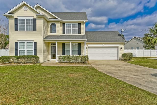 38 Hawick Drive, Shallotte, NC 28470 (MLS #100158187) :: The Oceanaire Realty