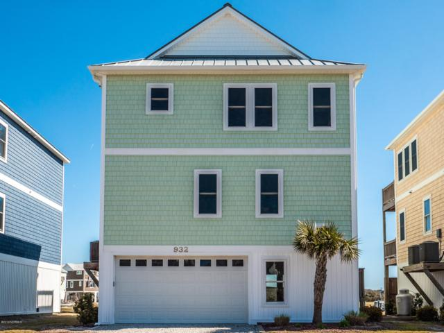 932 Observation Lane, Topsail Beach, NC 28445 (MLS #100158244) :: Vance Young and Associates