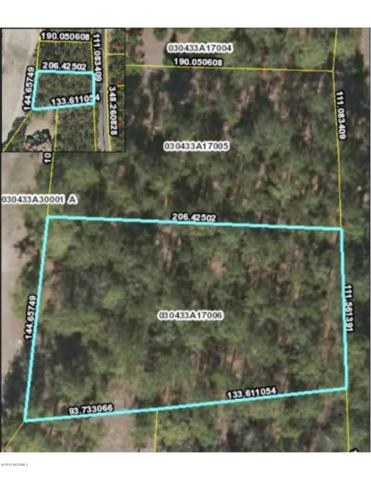 Lot 06 E Lake Road, Wagram, NC 28396 (MLS #100158329) :: Courtney Carter Homes