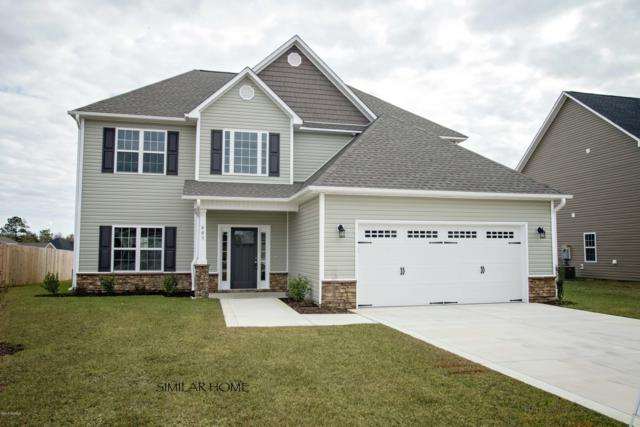 603 Cray Cove, Jacksonville, NC 28546 (MLS #100158522) :: The Keith Beatty Team