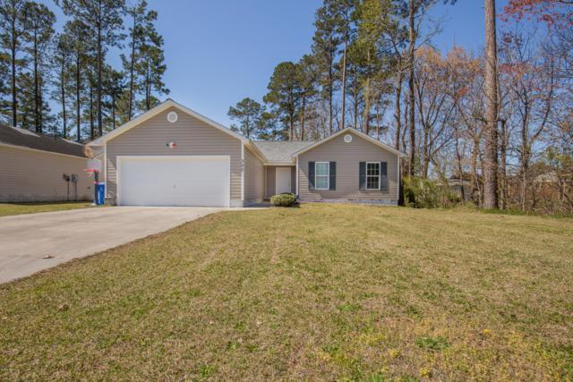 300 Parkwood Drive, Jacksonville, NC 28546 (MLS #100158711) :: Courtney Carter Homes
