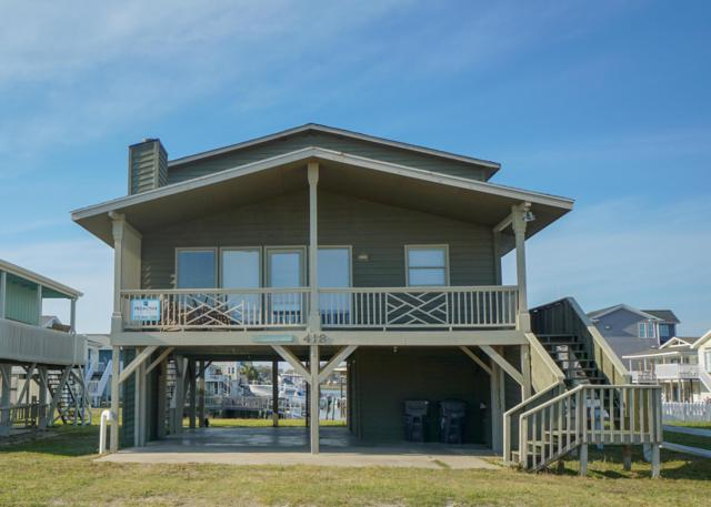 418 Ocean Boulevard W, Holden Beach, NC 28462 (MLS #100158799) :: Donna & Team New Bern