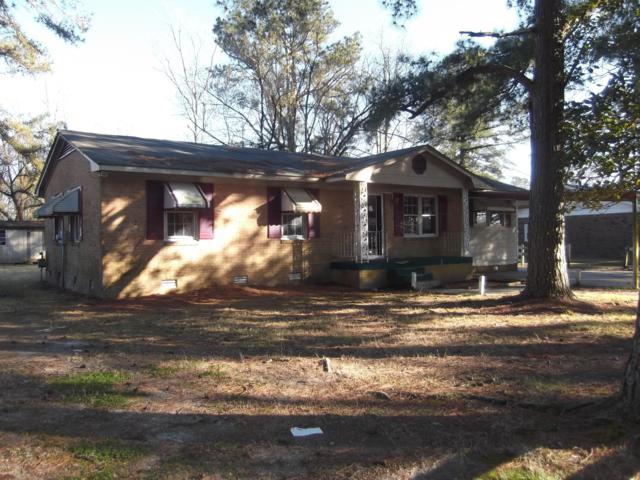 3587 Hagan Street, Farmville, NC 27828 (MLS #100158806) :: Berkshire Hathaway HomeServices Prime Properties