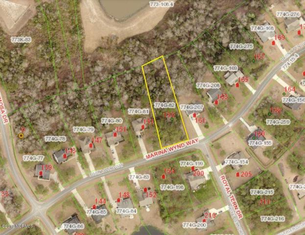 159 Marina Wynd Way, Sneads Ferry, NC 28460 (MLS #100158832) :: Courtney Carter Homes