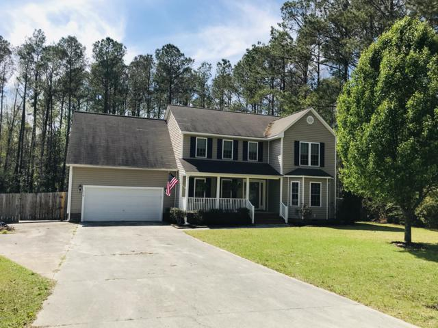 110 Country Club Drive, Jacksonville, NC 28546 (MLS #100159121) :: Courtney Carter Homes