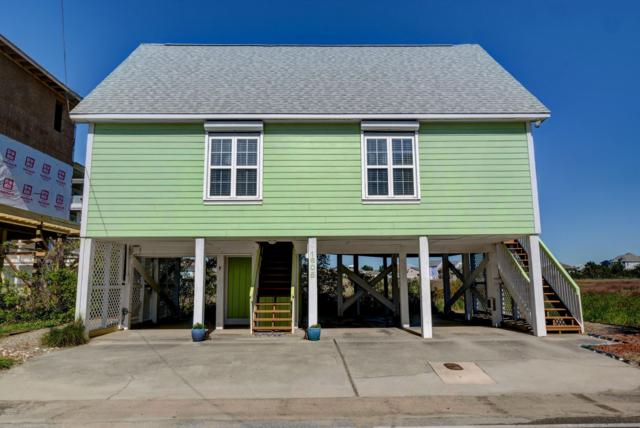 1605 Canal Drive, Carolina Beach, NC 28428 (MLS #100159558) :: RE/MAX Essential
