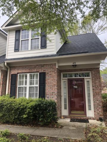 5006 Carleton Drive #40, Wilmington, NC 28403 (MLS #100159633) :: RE/MAX Essential