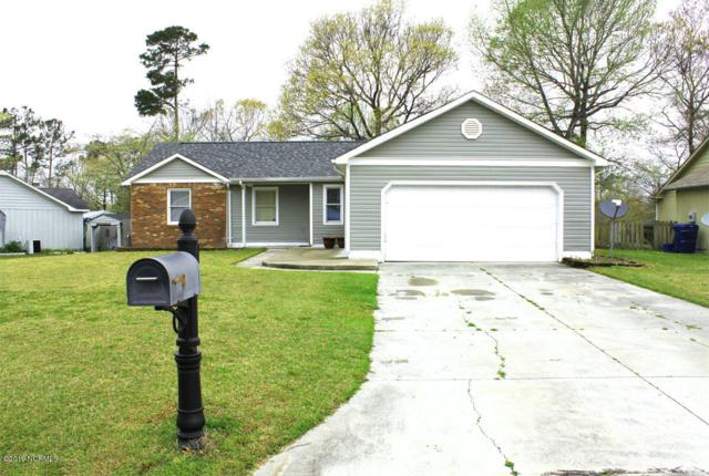 503 Tall Pine Court, Midway Park, NC 28544 (MLS #100159634) :: Courtney Carter Homes