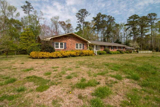 2345 Country Club Road, Jacksonville, NC 28546 (MLS #100159776) :: Courtney Carter Homes