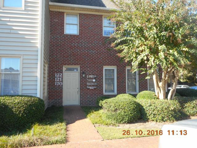 825 Gum Branch Road #122, Jacksonville, NC 28540 (MLS #100159946) :: The Bob Williams Team
