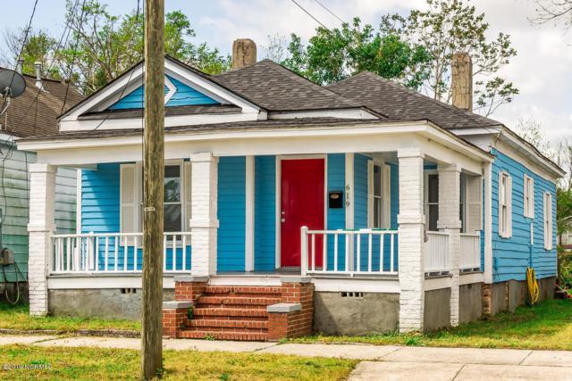 619 N 10th Street, Wilmington, NC 28401 (MLS #100159963) :: The Oceanaire Realty
