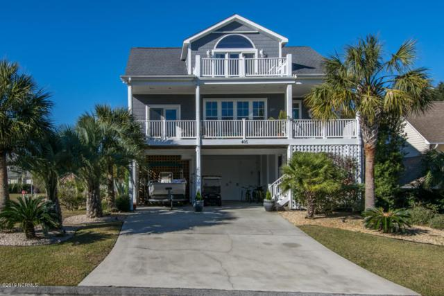 405 Largo Way, Kure Beach, NC 28449 (MLS #100160038) :: The Keith Beatty Team