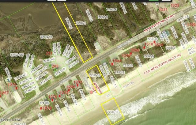 Lot 1a New River Inlet Road, North Topsail Beach, NC 28460 (MLS #100160100) :: The Keith Beatty Team