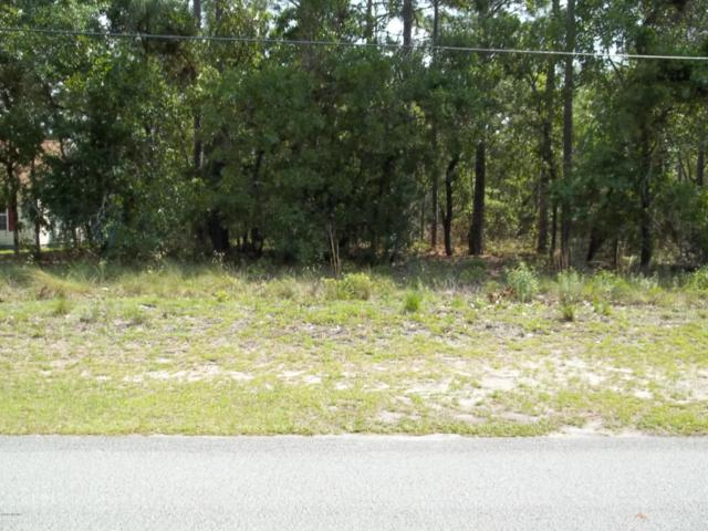 4516 Sea Pines Drive SE, Southport, NC 28461 (MLS #100160131) :: Courtney Carter Homes