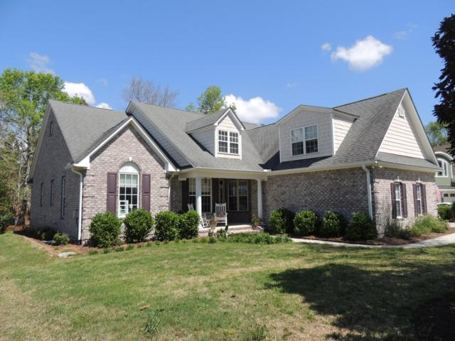 4447 Pine Bluff Circle SE, Southport, NC 28461 (MLS #100160162) :: Courtney Carter Homes