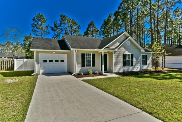 1084 E Longleaf Drive, Southport, NC 28461 (MLS #100160248) :: The Keith Beatty Team