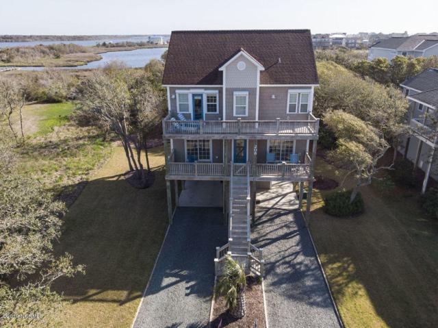 208 Porto Vista Drive, North Topsail Beach, NC 28460 (MLS #100160261) :: Courtney Carter Homes