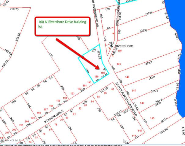100 N Rivershore Drive, New Bern, NC 28560 (MLS #100160339) :: Coldwell Banker Sea Coast Advantage