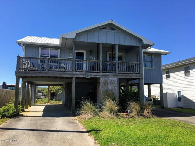 409 H Avenue, Kure Beach, NC 28449 (MLS #100160491) :: Vance Young and Associates