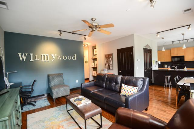 713 N 4th Street #202, Wilmington, NC 28401 (MLS #100160568) :: Courtney Carter Homes