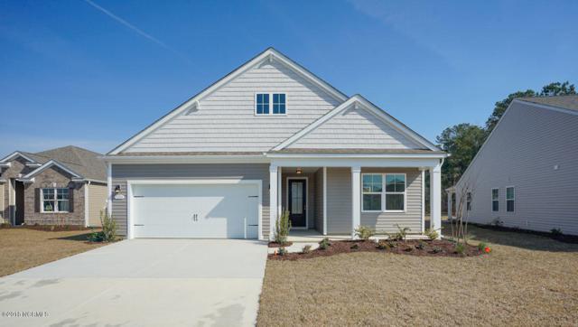 221 Calabash Lakes Boulevard 1724 Litchfield, Carolina Shores, NC 28467 (MLS #100160624) :: Berkshire Hathaway HomeServices Prime Properties