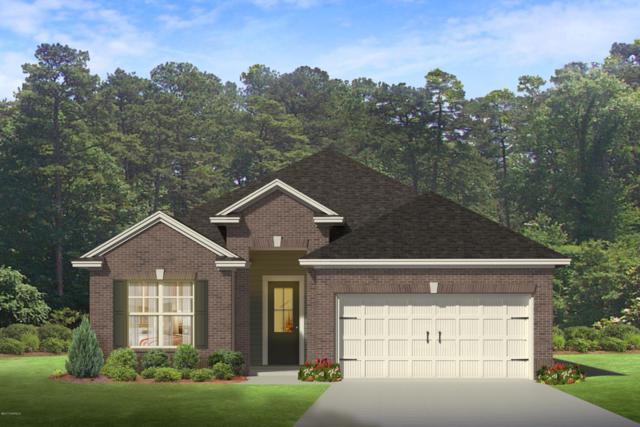 213 Calabash Lakes Boulevard 1726 Eaton E, Carolina Shores, NC 28467 (MLS #100160627) :: Berkshire Hathaway HomeServices Prime Properties