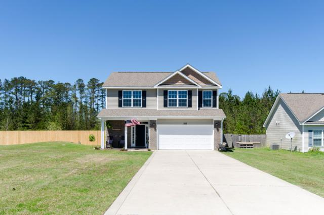 301 De Anza Court, Maysville, NC 28555 (MLS #100160658) :: Courtney Carter Homes