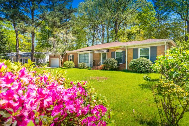 1909 Sherwood Drive, Greenville, NC 27858 (MLS #100160685) :: Berkshire Hathaway HomeServices Prime Properties