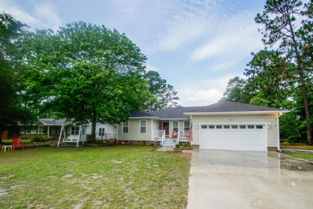 101 S Shore Drive, Southport, NC 28461 (MLS #100160745) :: The Keith Beatty Team