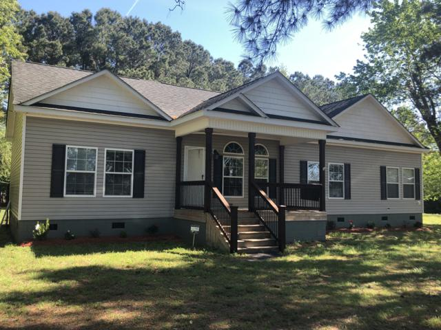 3419 Portertown Road, Greenville, NC 27858 (MLS #100160762) :: Berkshire Hathaway HomeServices Prime Properties